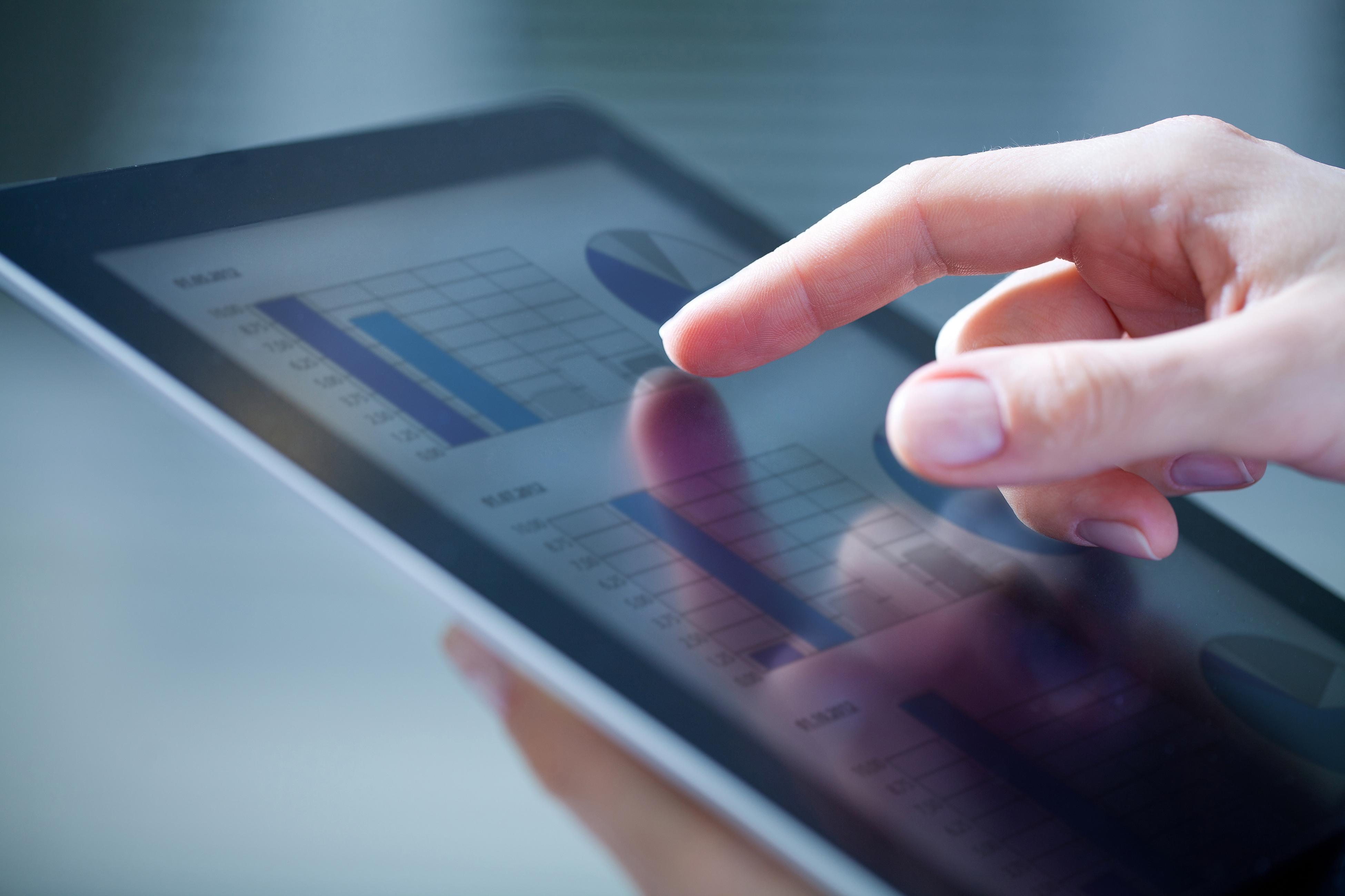 data visualization and business analytics